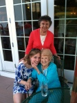 Aunt Jean and two other great beauties.