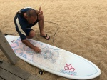 French Surfing!